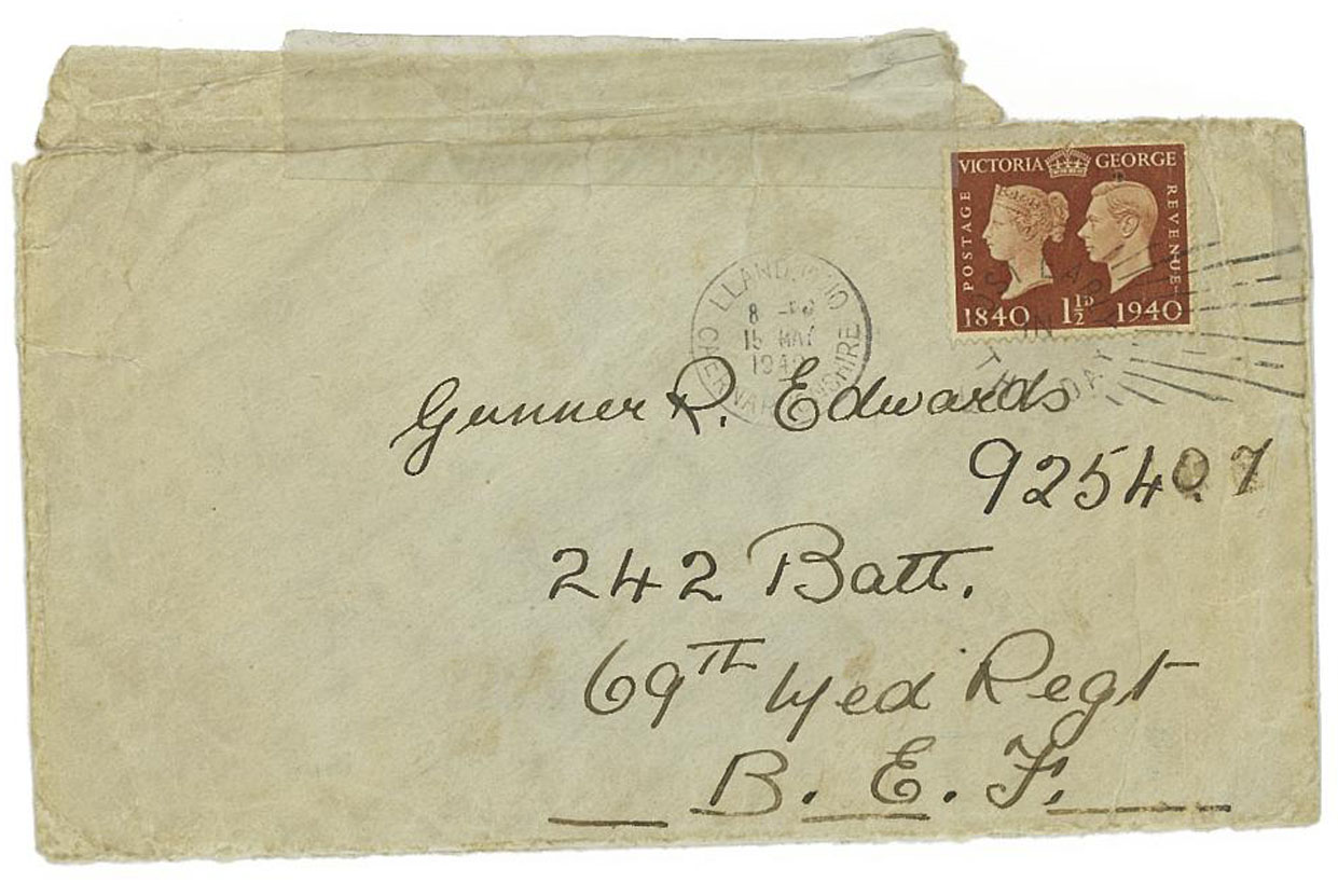 Original Envelope