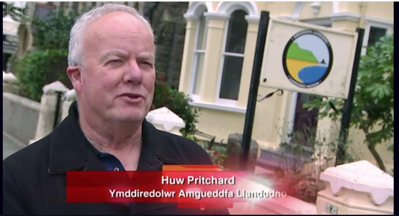 Huw Pritchard