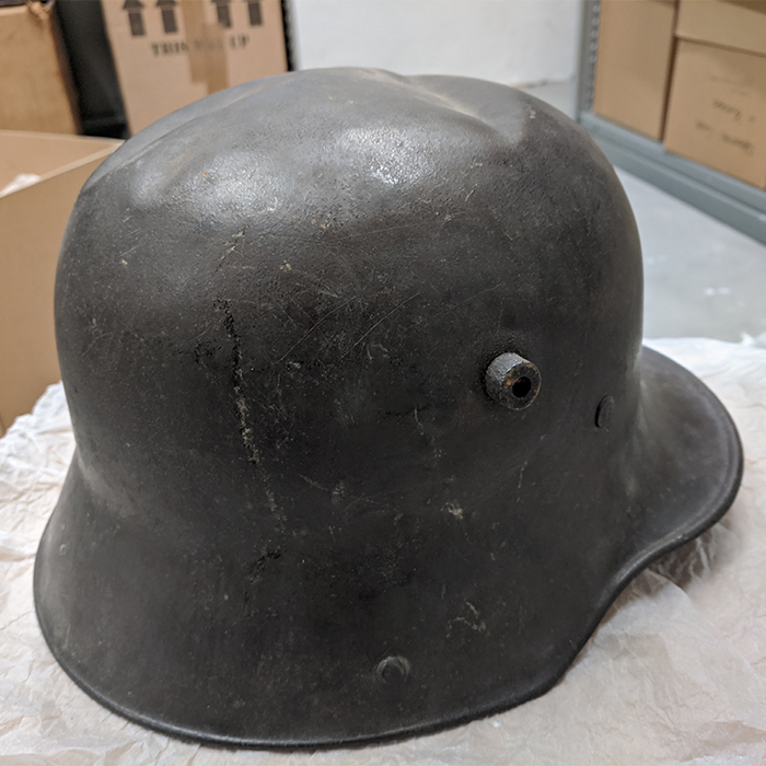 German WW1 Helmet Plain