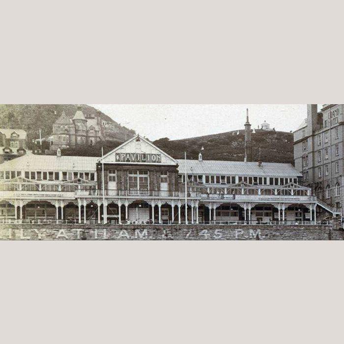 The Pier Pavillion