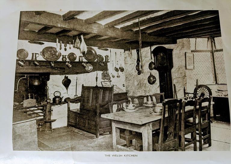 Rapallo House Welsh Kitchen
