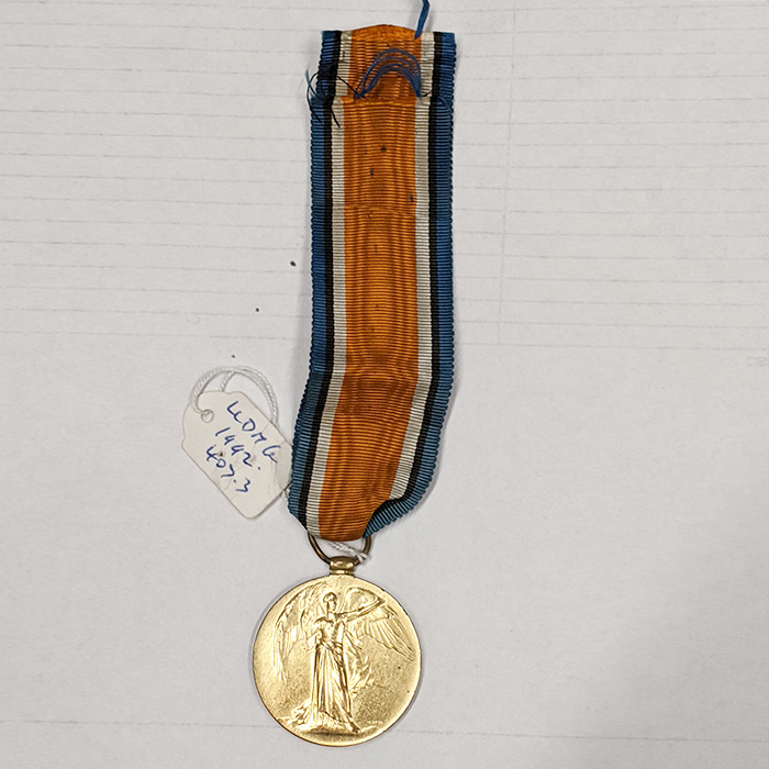 WW1 Victory Medal - Front