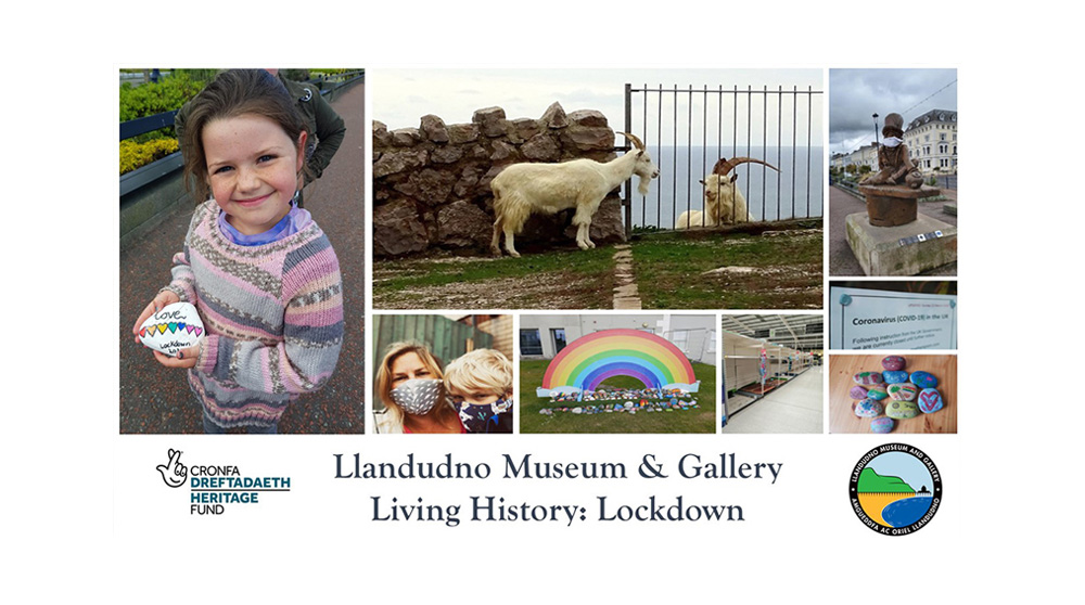 Living History: Lockdown Exhibition March 2021